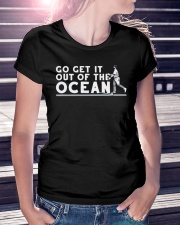 Go Get It Out of the Ocean T Shirt Premium Fit Ladies Tee lifestyle-women-crewneck-front-7