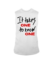 Official Takes One to Know One T Shirt Sleeveless Tee thumbnail