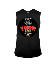 Fat Thor Beer Fatthor Brother Dad Best Friend T-Sh Sleeveless Tee thumbnail