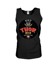 Fat Thor Beer Fatthor Brother Dad Best Friend T-Sh Unisex Tank thumbnail