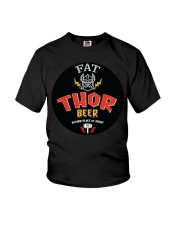 Fat Thor Beer Fatthor Brother Dad Best Friend T-Sh Youth T-Shirt thumbnail