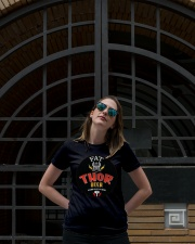Fat Thor Beer Fatthor Brother Dad Best Friend T-Sh Premium Fit Ladies Tee lifestyle-women-crewneck-front-1
