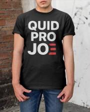 Quid Pro Joe T Shirt Classic T-Shirt apparel-classic-tshirt-lifestyle-31