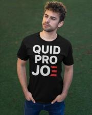 Quid Pro Joe T Shirt Classic T-Shirt apparel-classic-tshirt-lifestyle-front-43