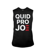 Quid Pro Joe T Shirt Sleeveless Tee thumbnail