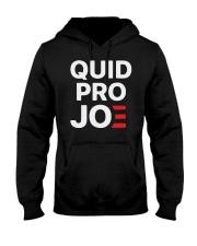 Quid Pro Joe T Shirt Hooded Sweatshirt thumbnail