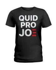 Quid Pro Joe T Shirt Ladies T-Shirt thumbnail