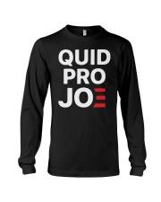 Quid Pro Joe T Shirt Long Sleeve Tee thumbnail