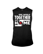 One World Together At Home Shirt Sleeveless Tee thumbnail