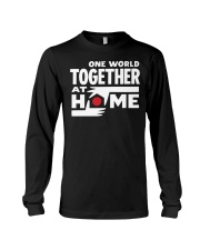 One World Together At Home Shirt Long Sleeve Tee thumbnail