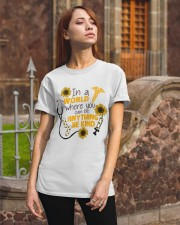 In A World Where You Can Be Anything Be Kind Classic T-Shirt apparel-classic-tshirt-lifestyle-06