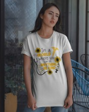 In A World Where You Can Be Anything Be Kind Classic T-Shirt apparel-classic-tshirt-lifestyle-08