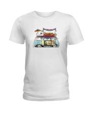 Cool Kombi Ladies T-Shirt thumbnail