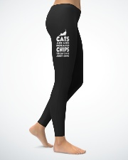 Crazy Cat Lover Legging-hoodie-shirt-Mug-PhoneCase Ladies Leggings lifestyle-leggings-right-1