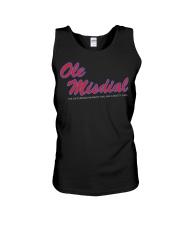Ole Misdial shirt: Ole Hugh Unisex Tank thumbnail