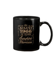 T Shirt AUGUST 1966 52 YEARS SUNSHINE HURRICANE Mug thumbnail