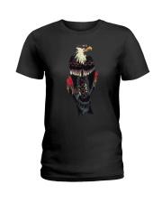 Sailor Jerry Eagle 78 Ladies T-Shirt thumbnail