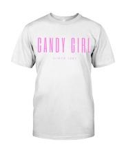 Candy Girl  Classic T-Shirt thumbnail