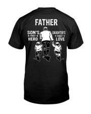 DADDYCORN Premium Fit Mens Tee tile
