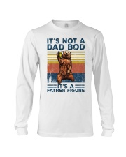 it's not a dad bod Long Sleeve Tee thumbnail