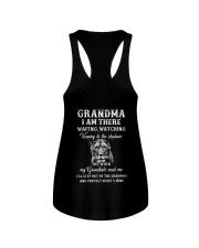 GRANDMA I AM THERE Ladies Flowy Tank thumbnail