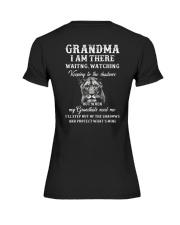 GRANDMA I AM THERE Premium Fit Ladies Tee thumbnail