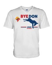 Bye Don 2020 V-Neck T-Shirt thumbnail