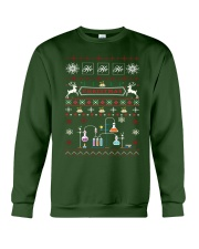 Chemist Ugly Sweater Crewneck Sweatshirt front