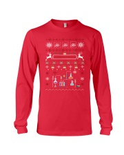Chemist Ugly Sweater Long Sleeve Tee thumbnail