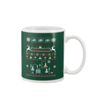 Chemist Ugly Sweater Mug thumbnail