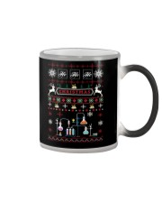 Chemist Ugly Sweater Color Changing Mug thumbnail