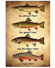 Set 4 Trout 11x17 Poster front