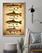 Set 4 Trout 11x17 Poster lifestyle-poster-1