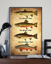 Set 4 Trout 11x17 Poster lifestyle-poster-2