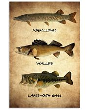 Fish Poster 3 11x17 Poster front