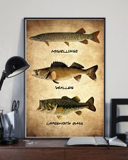 Fish Poster 3 11x17 Poster lifestyle-poster-2