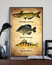 Fish Poster - Discounted Set of 3 11x17 Poster lifestyle-poster-2