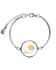 I believe i can fly Metallic Circle Bracelet thumbnail