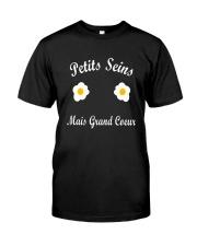 Petits seins mais grand coeur  Classic T-Shirt thumbnail
