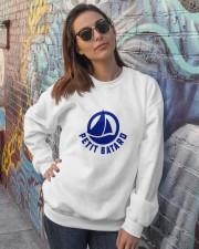 petit-batard Crewneck Sweatshirt lifestyle-unisex-sweatshirt-front-3