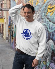 petit-batard Crewneck Sweatshirt lifestyle-unisex-sweatshirt-front-4
