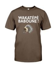 Wakatepe baboune Classic T-Shirt thumbnail