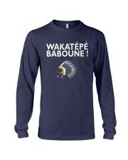 Wakatepe baboune Long Sleeve Tee thumbnail