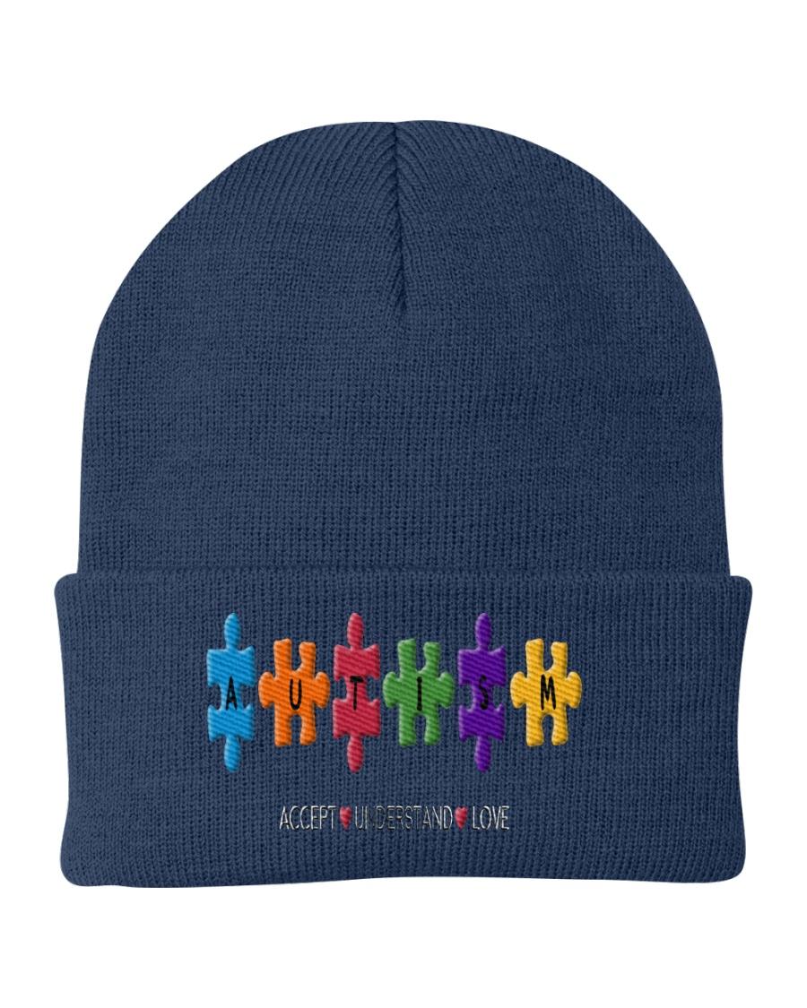 autism knit beanie Knit Beanie