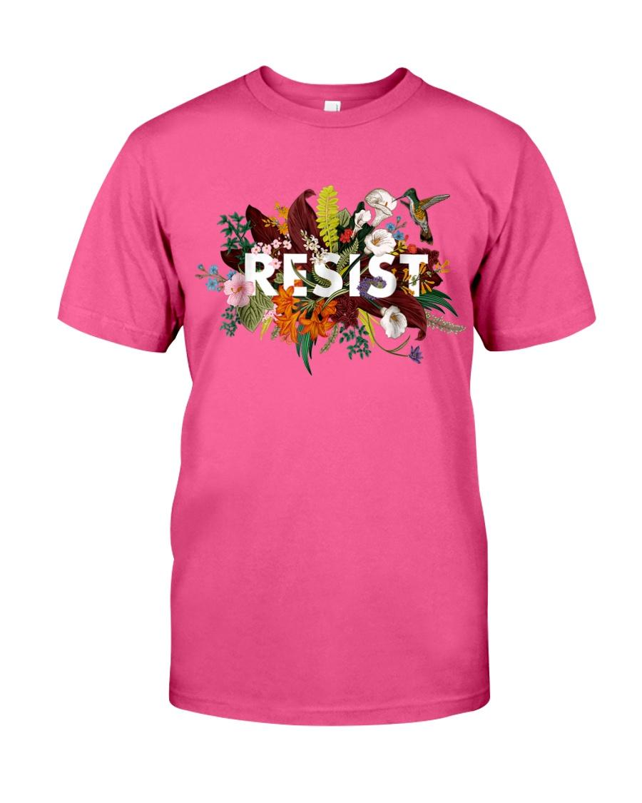 Flora Resist  Classic T-Shirt