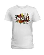 Flora Resist  Ladies T-Shirt thumbnail