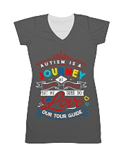 AUTISM JOURNEY All-over Dress thumbnail