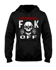Skull Hooded Sweatshirt thumbnail