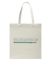 Do Good Green Things Reusable Totes and T-Shirts Tote Bag back