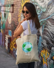 Do Good Green Things Reusable Totes and T-Shirts Tote Bag lifestyle-totebag-front-1